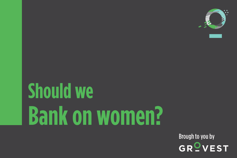 The Section 12J Show: Should we bank on women? Women in investment
